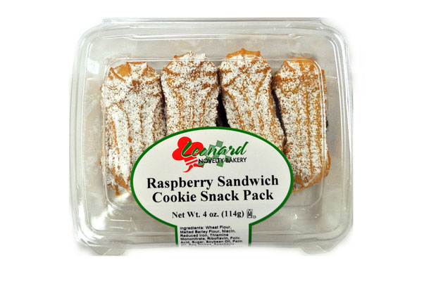 4 oz Snack Pack Raspberry Sandwich