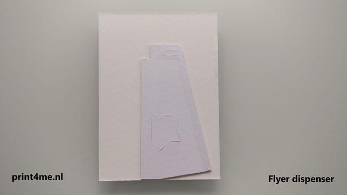 A5-flyers-op-een blok