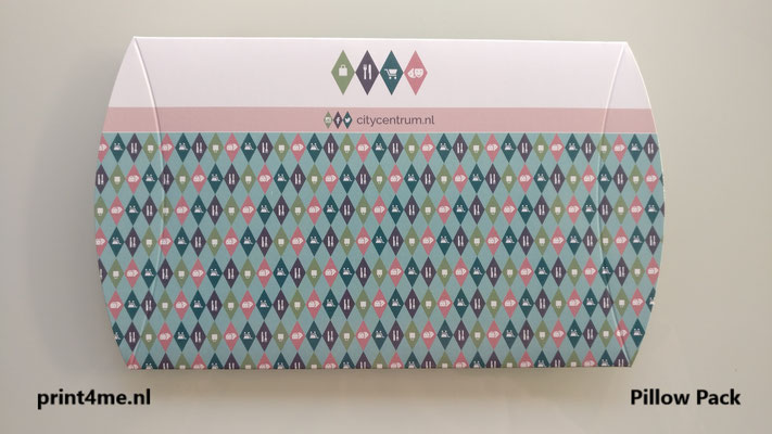 pillow pack-printen