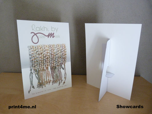 showcards-printen