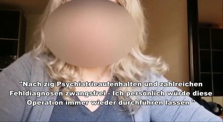 Tiefe Hirnstimulation Zwangstörung Therapie:  10 Jahre Psychiatrien - jetzt zu 95 %zwangsfrei