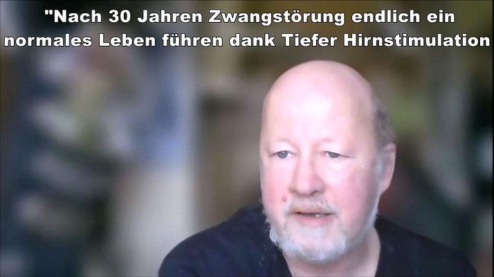 Tiefe Hirnstimulation Zwangsstörung: 30 Jahre Zwänge - seit 15 jahren  nhezu zwangsfrei
