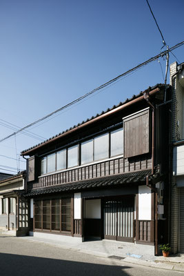 【注文住宅】石川県七尾市の古民家改修(リノベーション) 外観