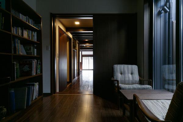 【注文住宅】石川県七尾市の古民家改修(リノベーション) セカンドリビング