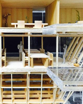 望山楼の3階和食店舗を見る