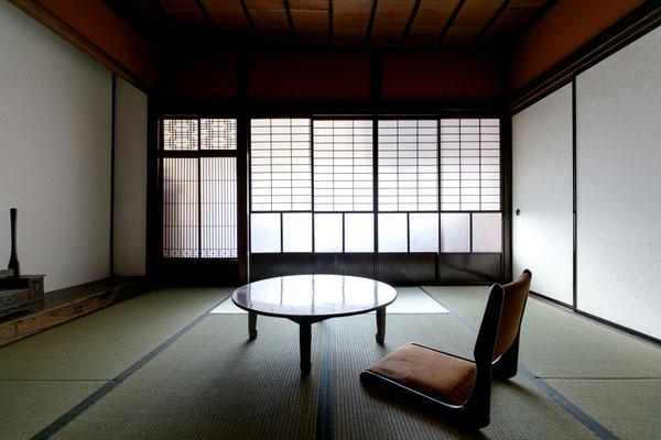 【注文住宅】石川県七尾市の古民家改修(リノベーション) 和室