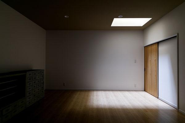 【注文住宅】古民家改修(リノベーション) 鍜冶町の家 トップライト