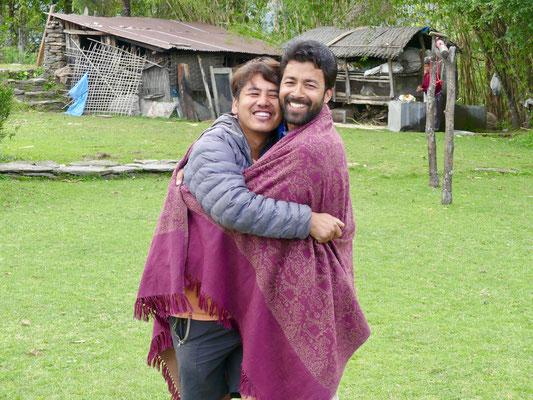 BE YOGI Yoga Beate Laudien Yoga Mainz Donation for Nepal - Deepen Yogesh