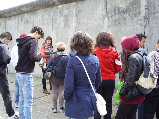 Berliner Mauergeschichte