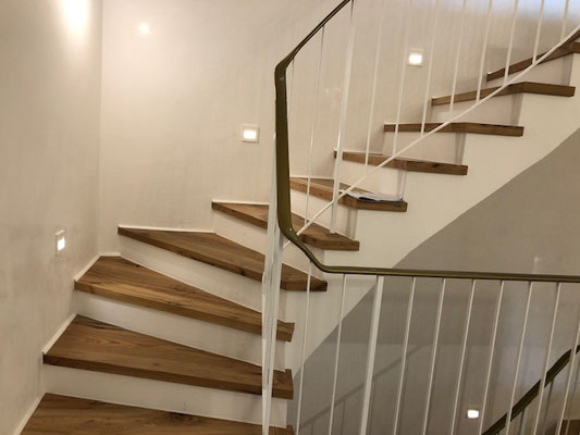 Treppenstufen erneuern