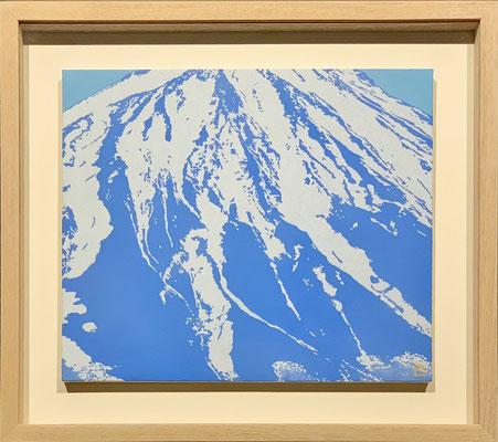 阪本トクロウ 25×30cm 『富士』