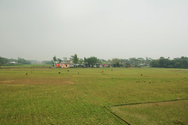 Das Land um die Schule
