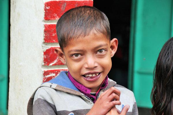 Der herzkranke Junge: Rahel Miah, 10 Jahre, 4. Klasse