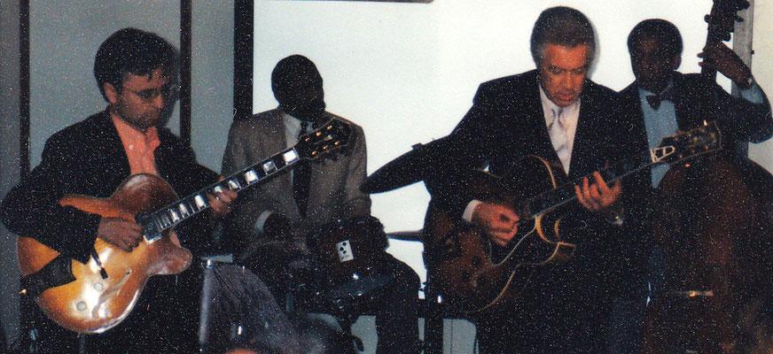 + KENNY BURRELL  (Jazzkreuzfahrt Mittelmeer, 1997)