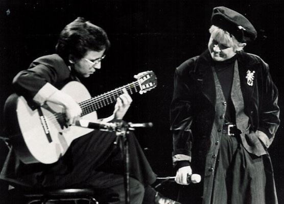 & GITTE HAENNING  (Philharmonie Köln, 1990)