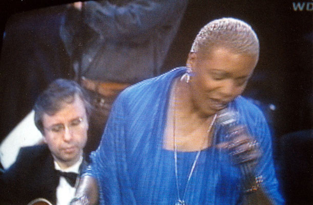 + WDR BIG BAND & DEE DEE BRIDGEWATER  (Jazzfestival Berlin, 1997)