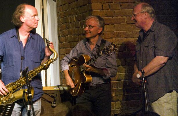 & MATTHIAS NADOLNY, sax & NORBERT GOTTSCHALK, voc (Dozentenkonzert Jazzworkshop Bielefeld, 2016)