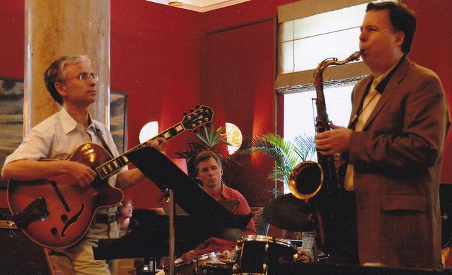+ HARRY ALLEN & MICHAEL KEUL  (Schloss Elmau, 2008)