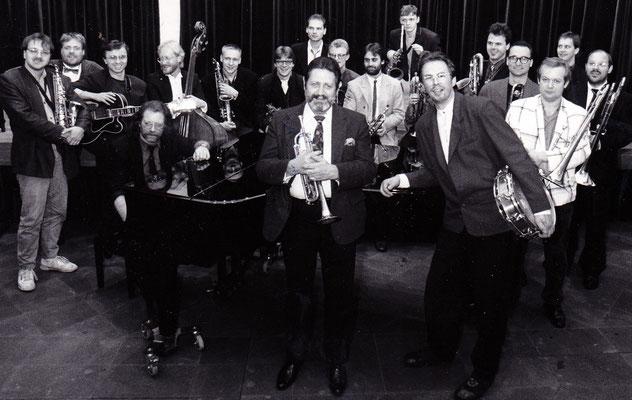GROOVIN HIGH BIG BAND & BOBBY SHEW  (1990)