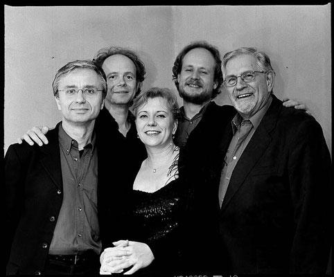 SILVIA DROSTE QUINTETT (Cees Slinger, Matthias Nadolny, Ingmar Heller, Domicil Dortmund,  2000)