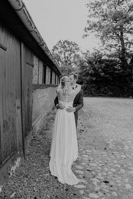 Hochzeit auf dem Gutshof bei Hamburg