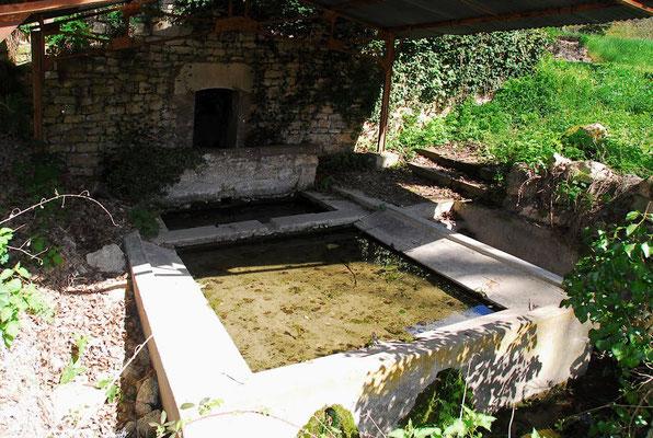 Lavoir de Milhavet