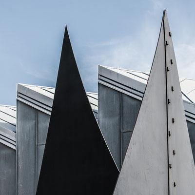 Pointes et Courbes, Alexander Calder