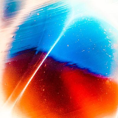 """Die vier Elemente, Lobende Erwähnung fotoforum Award 5/2015 Experimentell, Kategorie """"Abstrakt"""""""