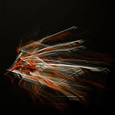 "Nadelstreifen, Annahme fotoforum Award 5/2016 Experimentell, Kategorie ""Abstrakt"""