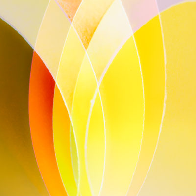 "Gelb-orange, Annahme fotoforum Award 5/2016 Experimentell, Kategorie ""Abstrakt"""
