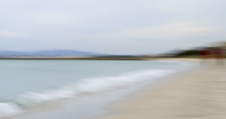 "Die Bucht, Lobende Erwähnung fotoforum Award 5/2015 Experimentell, Kategorie ""Abstrakt"""