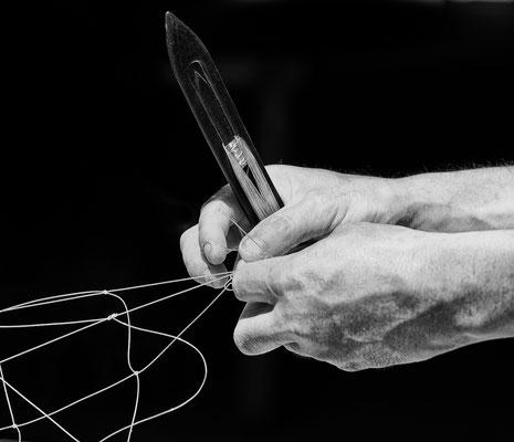 """Fischerhände, Annahme beim fotoforum Award 4/2019, Kategorie """"Hände"""""""