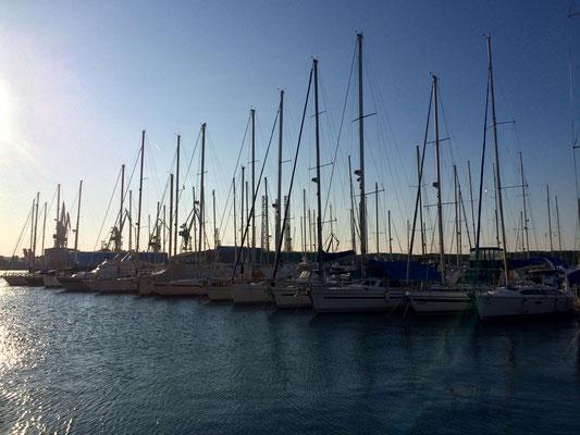 Hafen Pula