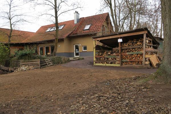 Ein barrierefreier Zugang zum Haus 2017