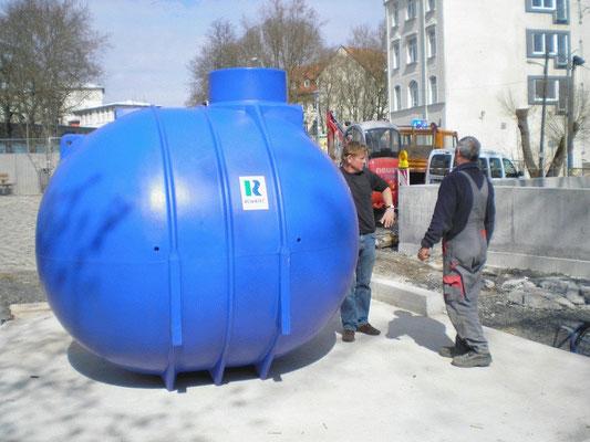 Nach dem Winter 2012 geht es weiter: Unser größtes Osterei!