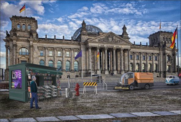 der Reichstag ...
