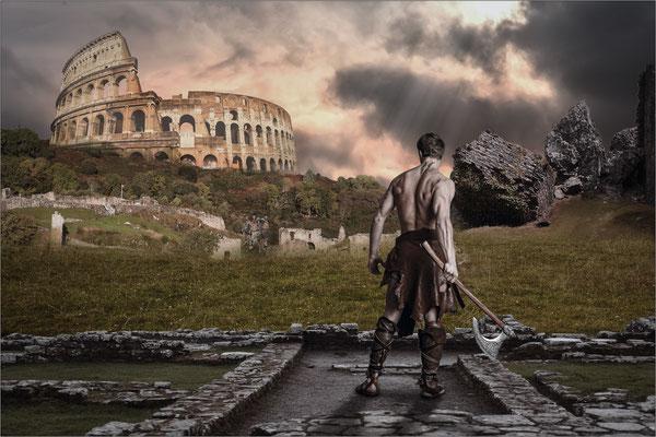 der Gladiator ...