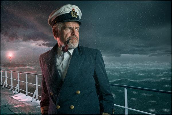 der Kapitän ...