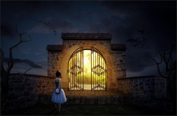 das Tor zum Licht ....