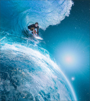 Earth + Surfer = Earfer