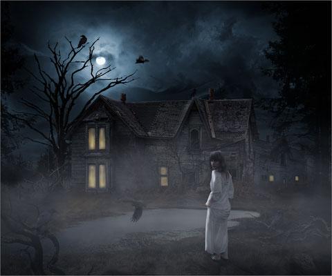 das Geisterhaus ...
