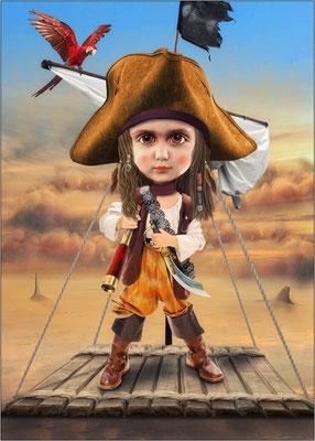 der kleine Pirat ...