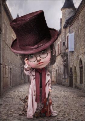 Violetta ...
