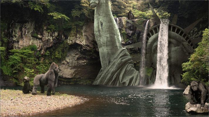 Planet der Affen (1) ...
