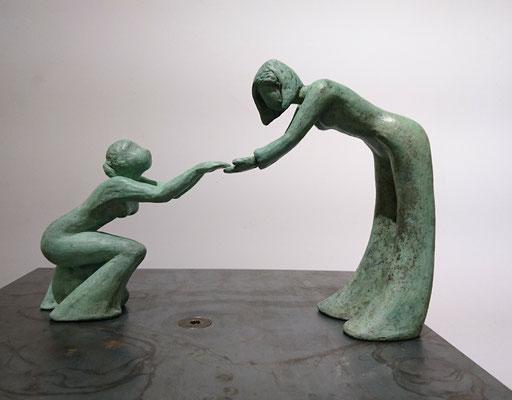 """""""Helping Hands"""" (2020)"""