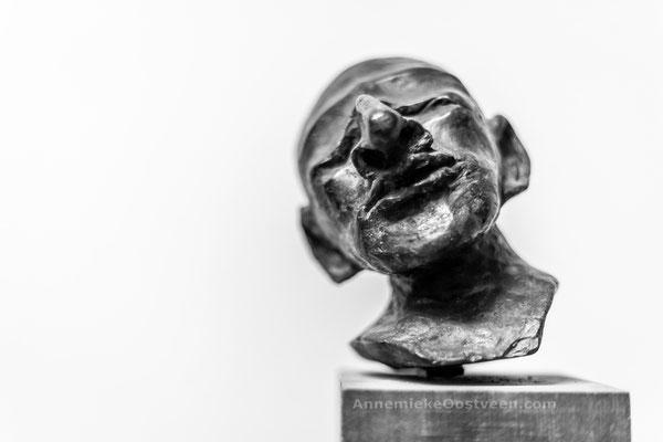 """""""Le Nez""""  (brons, 15 cm)"""