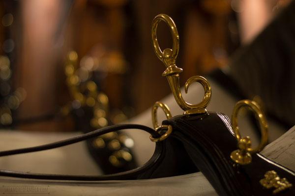 Van der Wiel harness makers Showroom