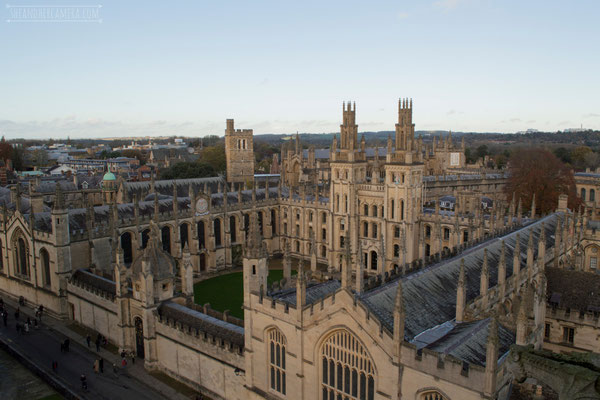 University of Oxford - All Souls College
