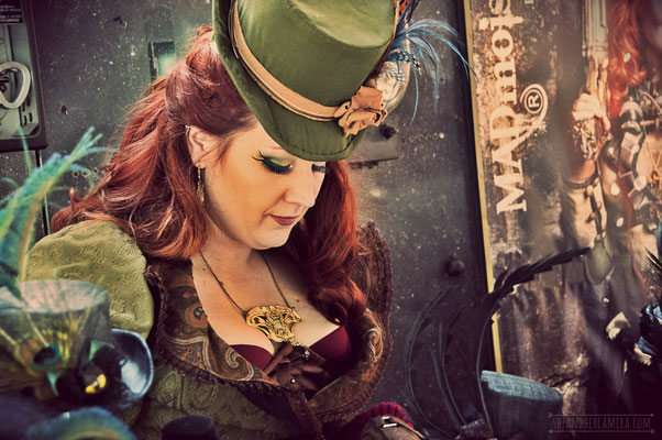 Steampunk Convention Anno 1900