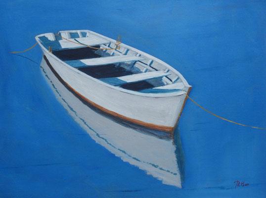 Morbihan  Plare blanche  ast   33 x 46